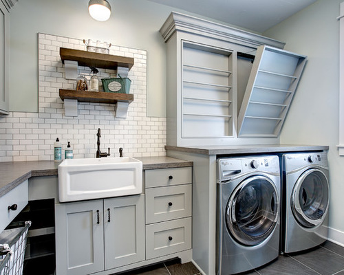 8 tips to reorganize your laundry room blog archives by rentmetoday - Lavadero easy ...