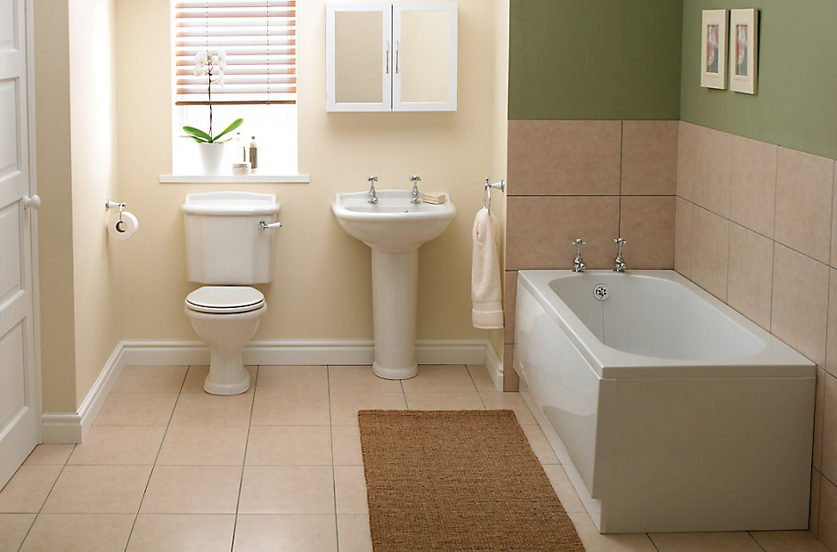 fantastic cleaning tips for your bathroom - Bathroom