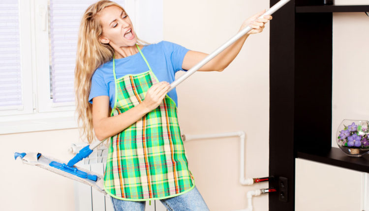 Make Cleaning Fun With These 8 Tips