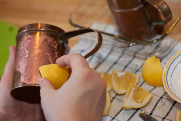 Αποτέλεσμα εικόνας για kitchen cleaning with lemon