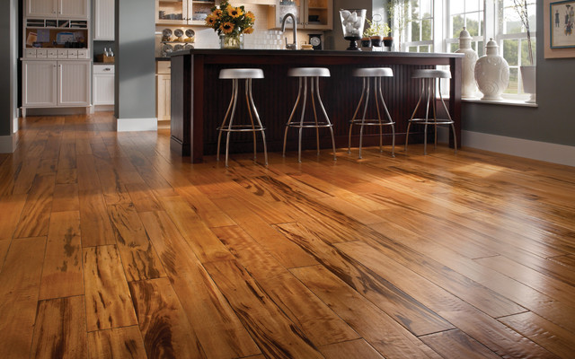 5 Simple Steps to Keep All your Hardwood Floors Clean