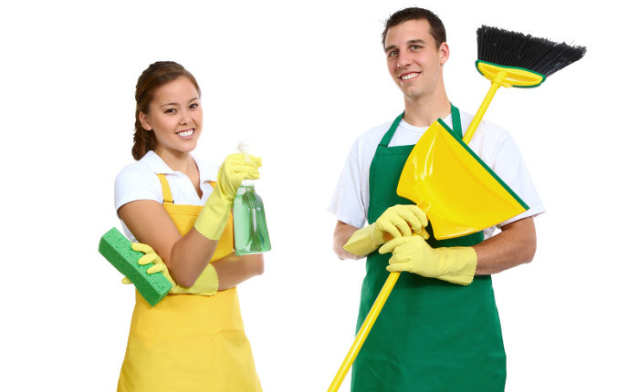 Job Responsibilities of Professional Cleaners