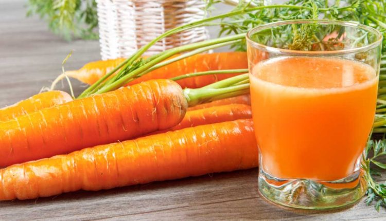 Importance of a Carrot Juice to Live a Healthy Life