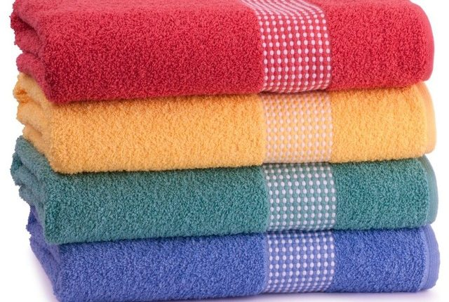 How often you should really be washing your towels? And what happens when you don't?