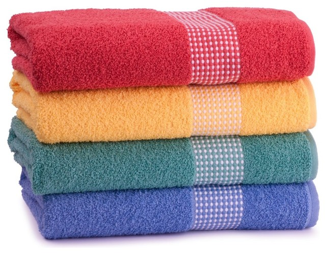 How Often Should I Wash Bath And Kitchen Towels