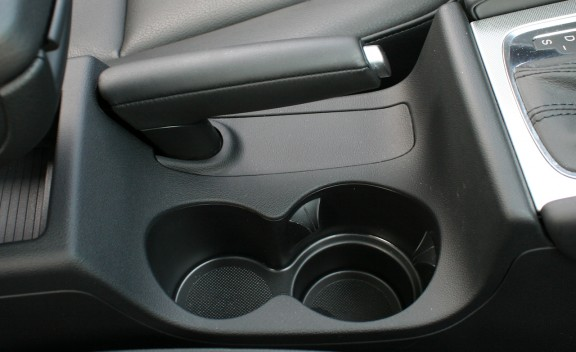 How to clean sticky cup holder in your car?