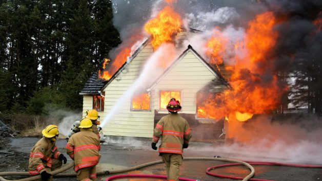 10 Most Shocking Reasons of House Fire in Canada