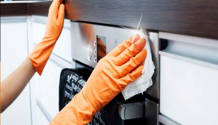 Oven cleaning hacks you don't want to miss