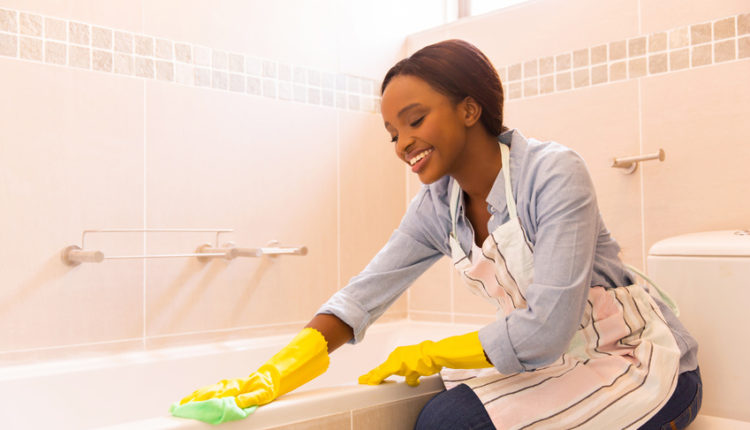 Bathroom cleaning tips that you should apply now!