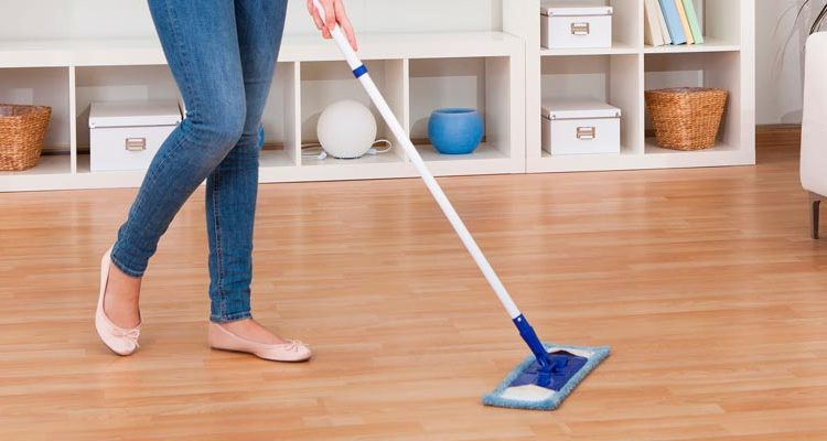 Easy Ways to Clean Your Floor